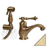 Смеситель Migliore Bomond ML.BMD-9714 Do для раковины с гигиеническим душем