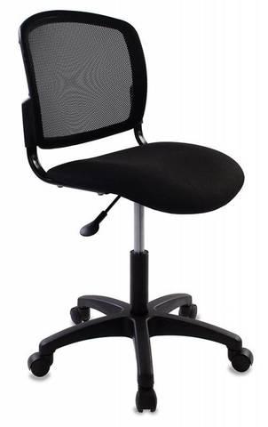 спинка сетка черный сиденье черный