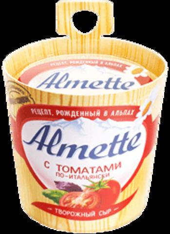 """Сыр творожный """"Almette"""" с томатами по-итальянски, 150 г"""