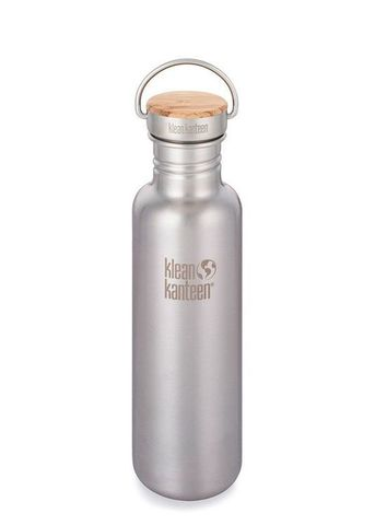 Бутылка Klean Kanteen Reflect 800мл Brushed Stainless