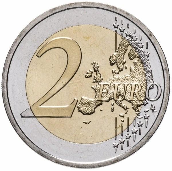 2 евро 2019. Португалия. 500-летие кругосветного плавания Магеллана
