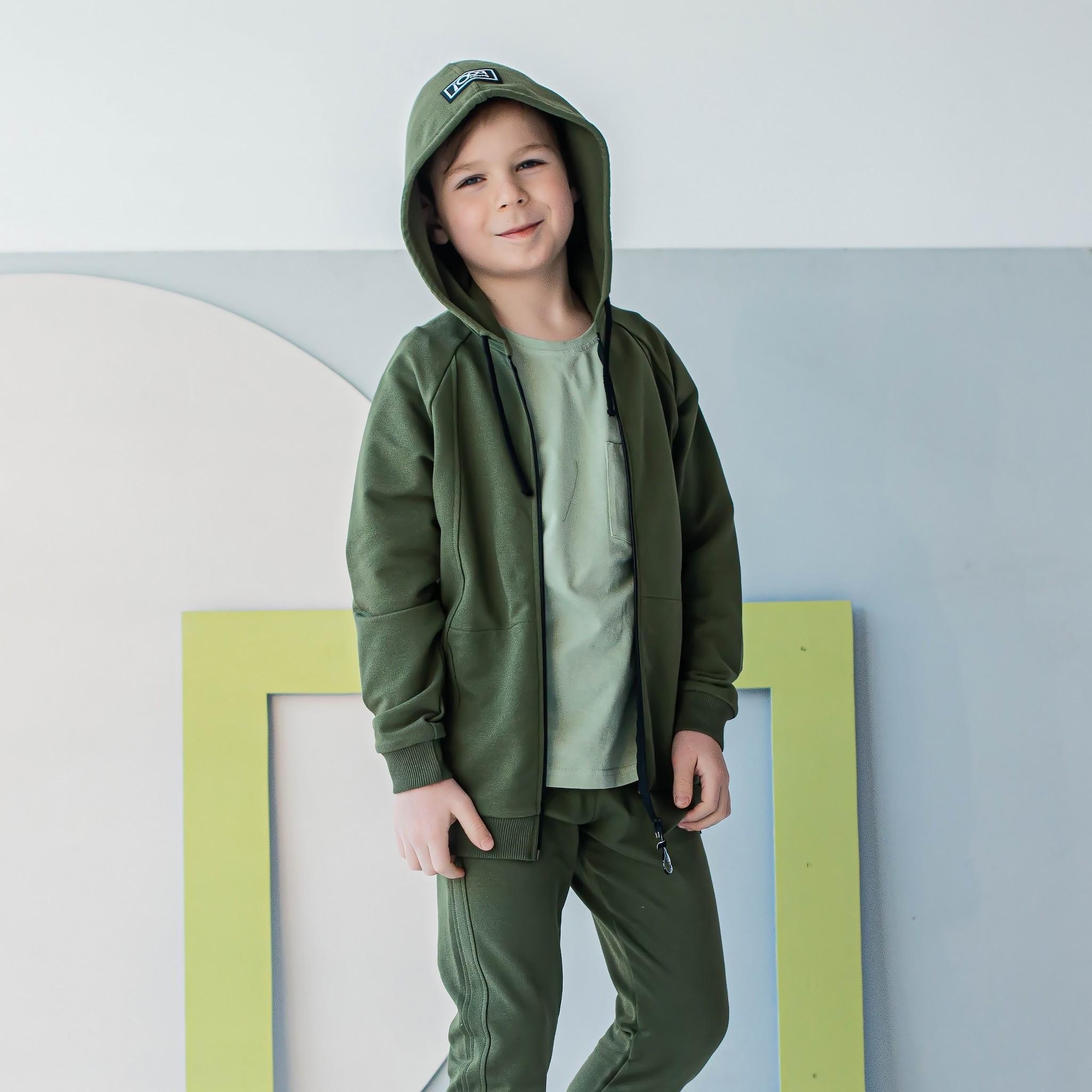 Hoodie for teens - Military