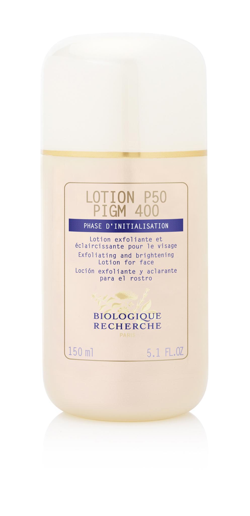 Лосьон осветляющий для пигментированной кожи BIOLOGIQUE RECHERCHE Lotion P50 150 мл