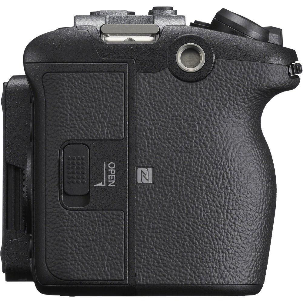 Подключение по NFC к камере Sony FX3