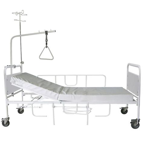 Кровать функциональная двухсекционная КФВ-1 со следующими съемными частями