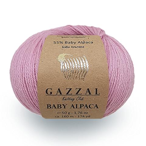 Купить Пряжа Gazzal Baby Alpaca | Интернет-магазин пряжи «Пряха»
