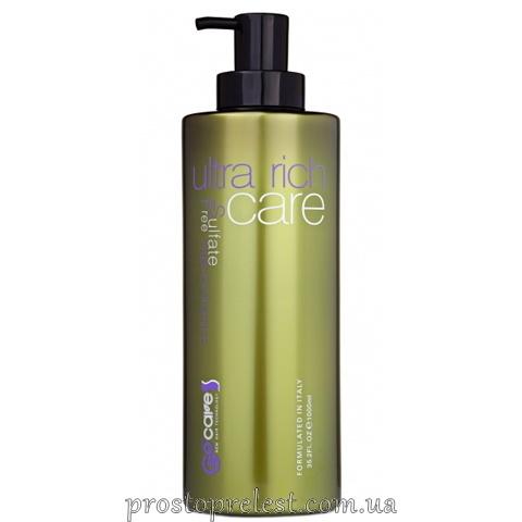 Bingo Hair Cosmetic Gocare Sulfate Free Shampoo - Безсульфатний шампунь
