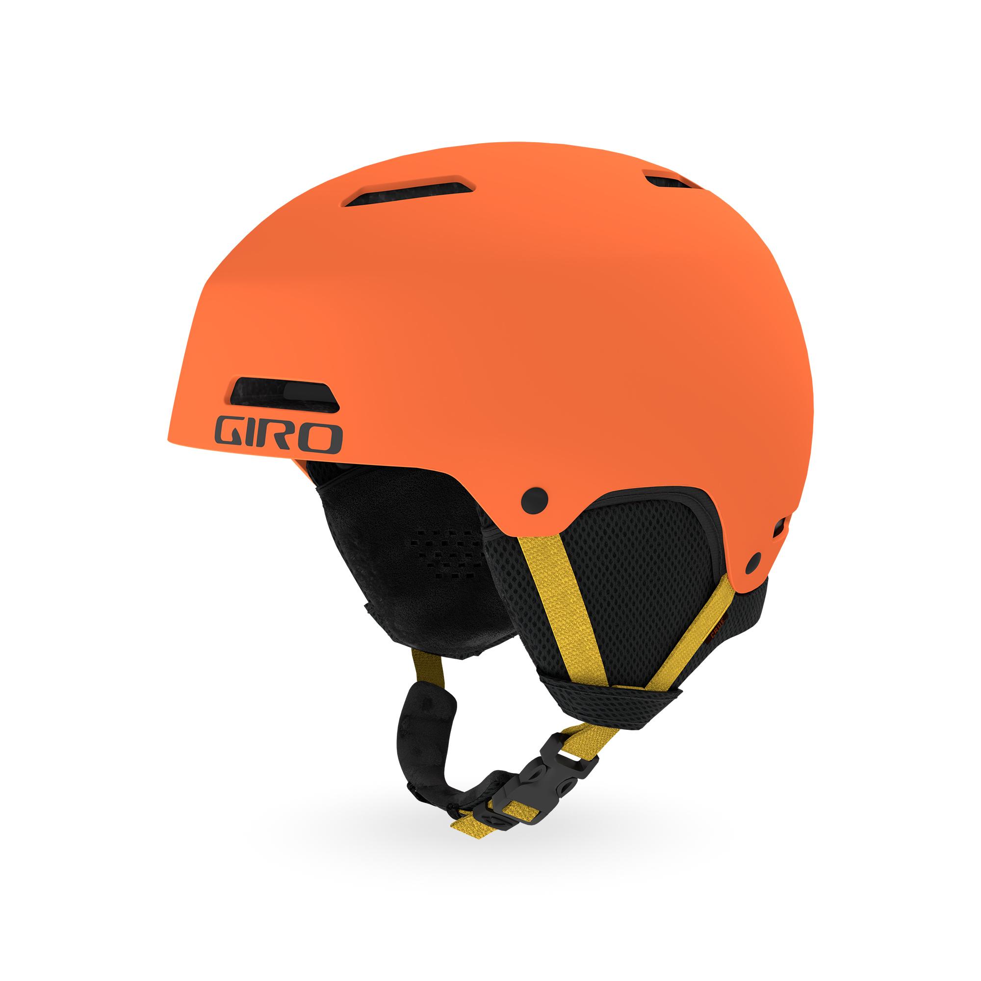 Шлем Giro CRUE Matte Deep Orange