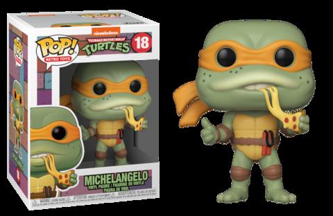 Michelangelo TMNT Funko Pop! || Микеланджело (Черепашки-Ниндзя)