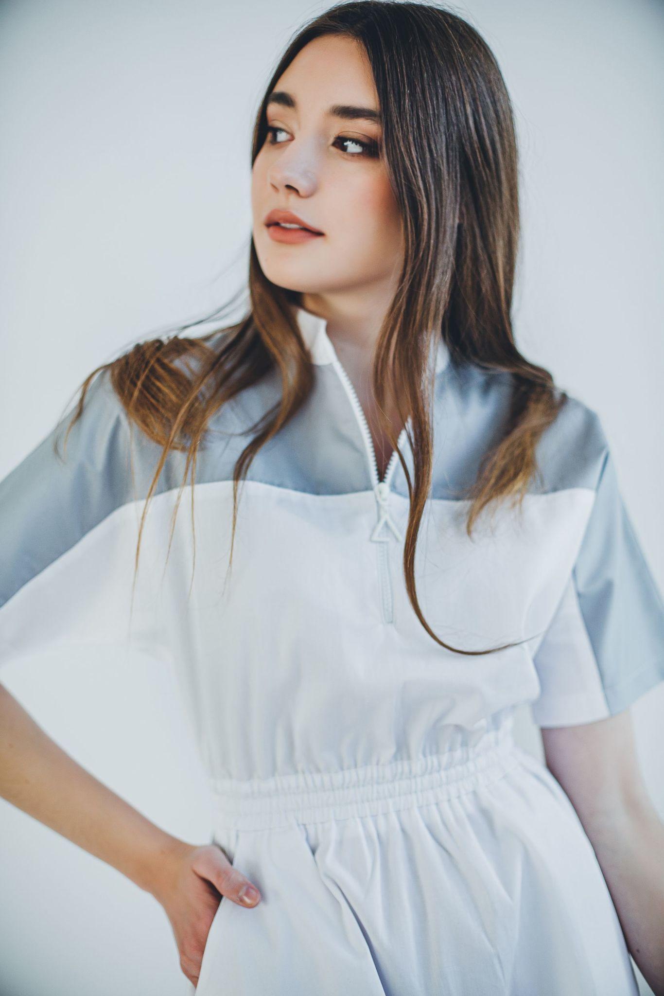 Платье медицинское М 177