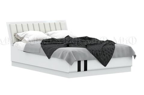 Кровать Магнолия с ортопедом белый