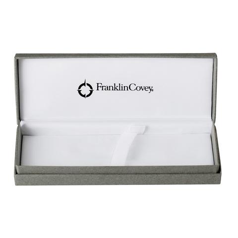 FranklinCovey Newbury - Pure Chrome, шариковая ручка со стилусом, M, BL