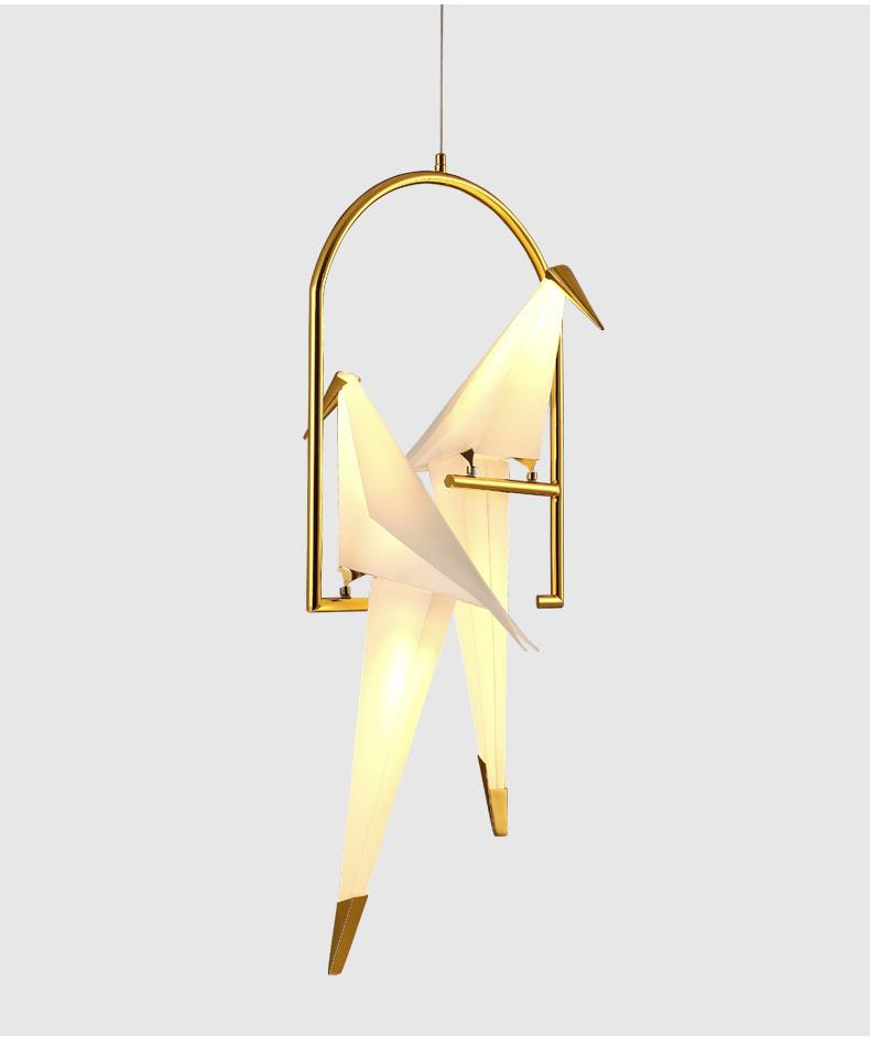Подвесной светильник копия PERCH by Moooi (2 плафона)