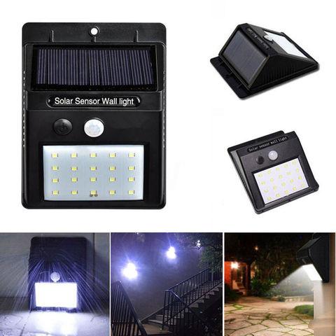 Светодиодная лампа 20 Led на солнечных батареях