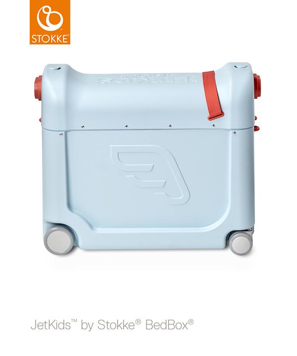 Чемодан-кроватка для путешествий JetKids by Stokke BedBox 2.0