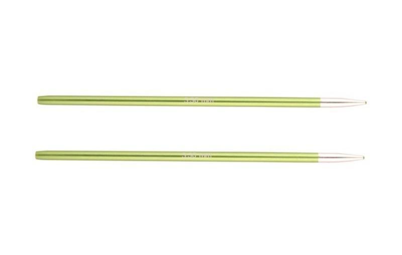 Спицы KnitPro Zing съемные укороченные 3,5 мм 47521