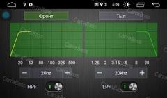 Штатная магнитола  Лада Веста 2015-2019 Android 10 2/16GB IPS DSP модель HТ- 7027