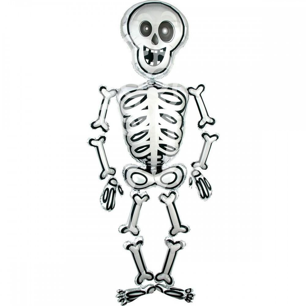 Скелет Мистер Скелли