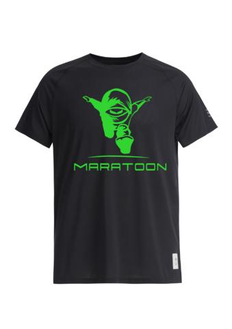 Нанесение логотипа Maratoon