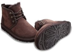 Мужские ботинки UGG Australia Men Boots Neumel Chocolate