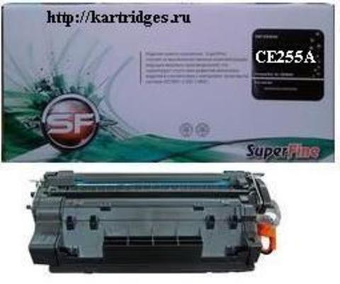 Картридж SuperFine SF-CE255A