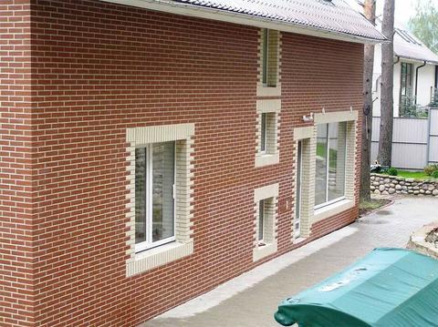Вентилируемые фасады из клинкерной плитки