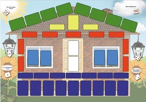 Дом, который строю Я. Комод с секретами. Игровые платформы для психологической работы с применением метафорических карт