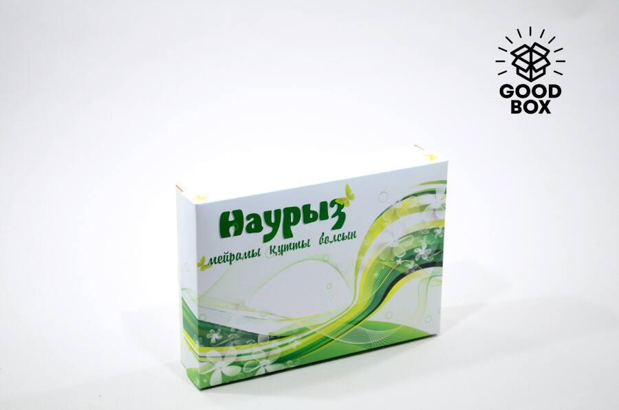 Подарочная коробка на Наурыз купить в Алматы