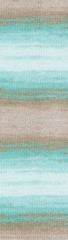 Пряжа Alize Bella Batik 100 цвет 3675