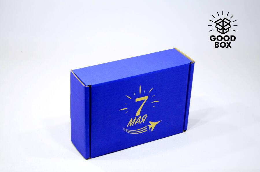 Подарочная коробка на 7 мая купить в Алматы