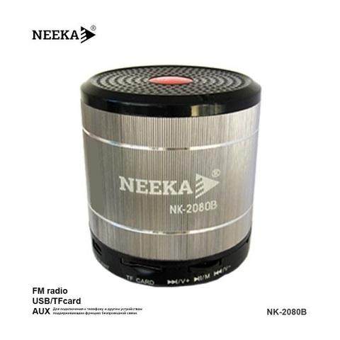 Портативная колонка Neeka NK-2080B MP3/FM/MicroSD/USB