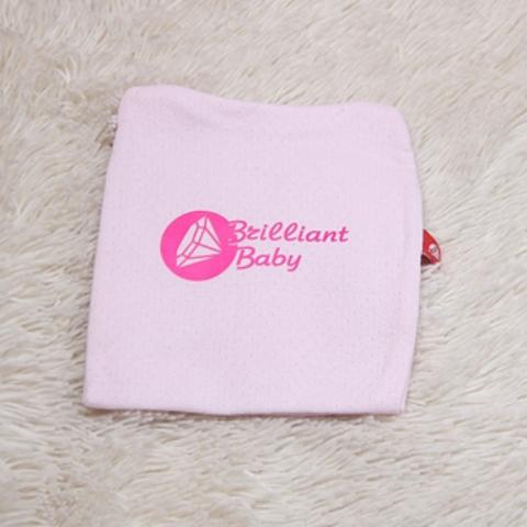 Шапочка для новорожденных Brilliant (розовая)