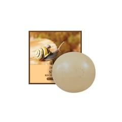 Очищающее мыло для лица Deoproce с 90% экстрактом секреции улитки 100 гр