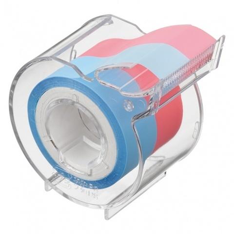 Диспенсер Yamato Memoc Roll Tape Film Type 15 мм - Pearl Blue/Pastel Pink