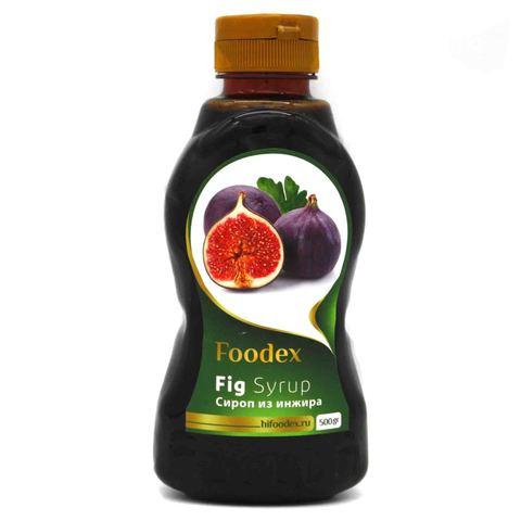 Инжирный сироп, Foodex, 500 г