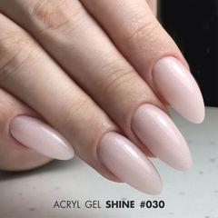 Акрил-гель SHINE (Acryl gel SHINE) #G030, 30 ml