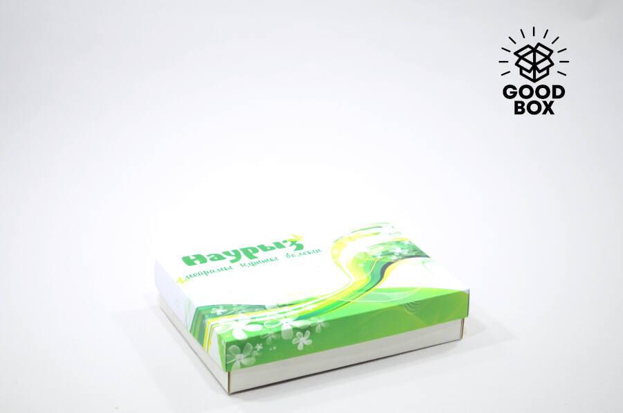 Подарочная коробка на Наурыз купить в Казахстане