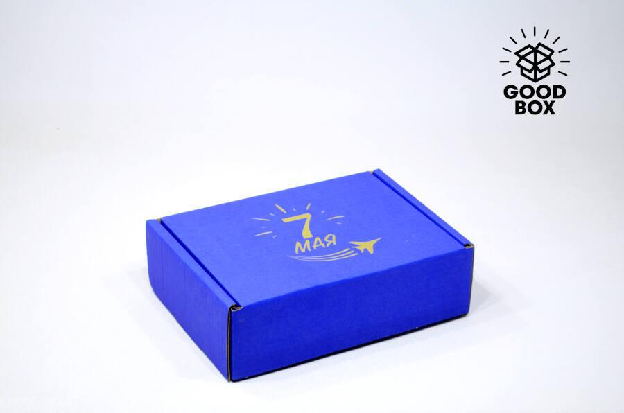 Подарочная коробка на день батыра купить в Алматы