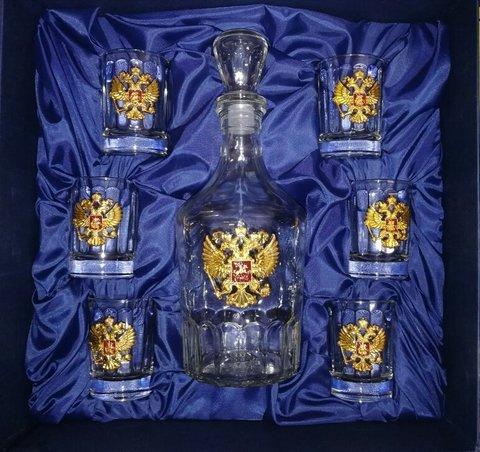 Подарочный набор для водки «Виват, Россия!»