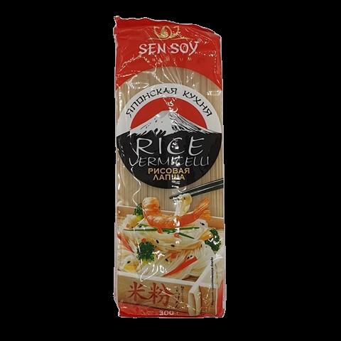 Лапша рисовая SEN SOY, 300 гр