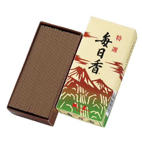 Японские благовония Mainichiko Kyara Delux 330шт