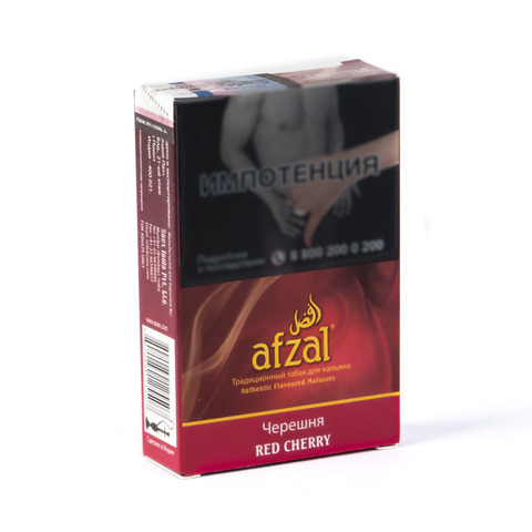 Табак Afzal Red Cherry (Вишня) 40 г