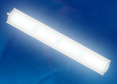 ULY-U42C 200W/5000K IP65 SILVER Светильник светодиодный промышленный. Белый свет (5000K). Угол 120 градусов. TM Uniel.