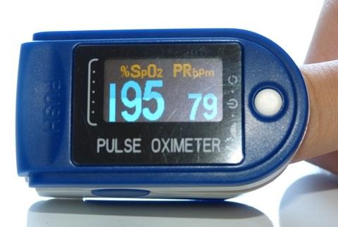 Портативный электронный оксиметр AB-88