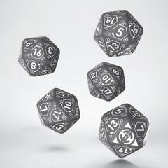 Mercenaries D20 Dice Set