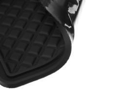 Коврик противоскользящий для телефона 18х14 см с бортиками (ромбы)