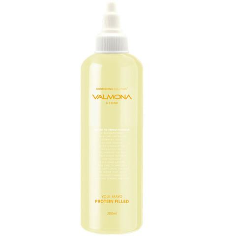 Маска-филлер питающая с протеинами для волос VALMONA Yolk-Mayo Protein Filled 200 ml