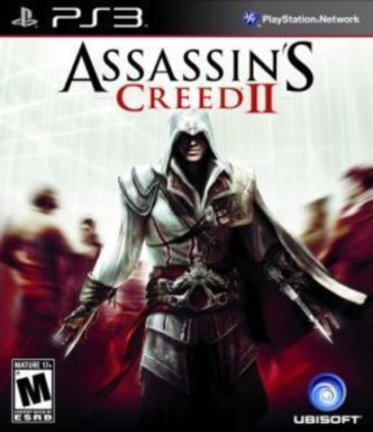 Assassin's Creed II (PS3, английская версия)