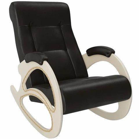 Кресло-качалка Комфорт Модель 4 дуб шампань/Dundi 108