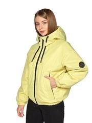 Женская куртка TRF 11-188 (Лимонный)